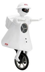 Murata Girl - Robot Unicycliste #1