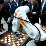 Chess Terminator - Robot qui joue aux Echec #2