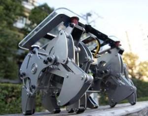 Land Crawler Extreme - Plateforme Robotique de déplacement #1