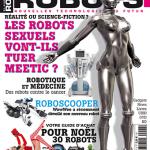 Planete Robots - Couverture du Magazine No6 #1