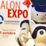 RoboSphere - Salon-Expo  Neufchatel 2010 #1