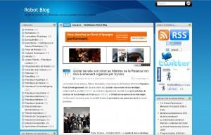 Site RobotBlog V1