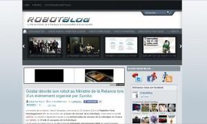 Site RobotBlog V2