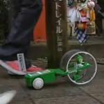 Evolta - Robot de Panasonic - World Challenge #2