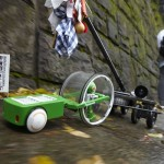 Evolta - Robot de Panasonic - World Challenge #3