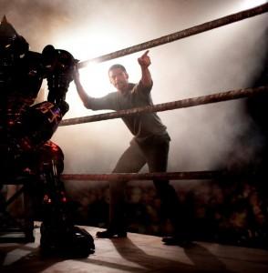 Real Steel - Film - Hugh Jackman et les Robots Boxeurs #1