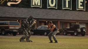 Real Steel - Film - Hugh Jackman et les Robots Boxeurs #2