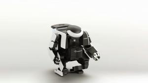 Robot Machine a Café - Publicité Tassimo BrewBot #2