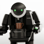 Robot Machine a Café - Publicité Tassimo BrewBot #3