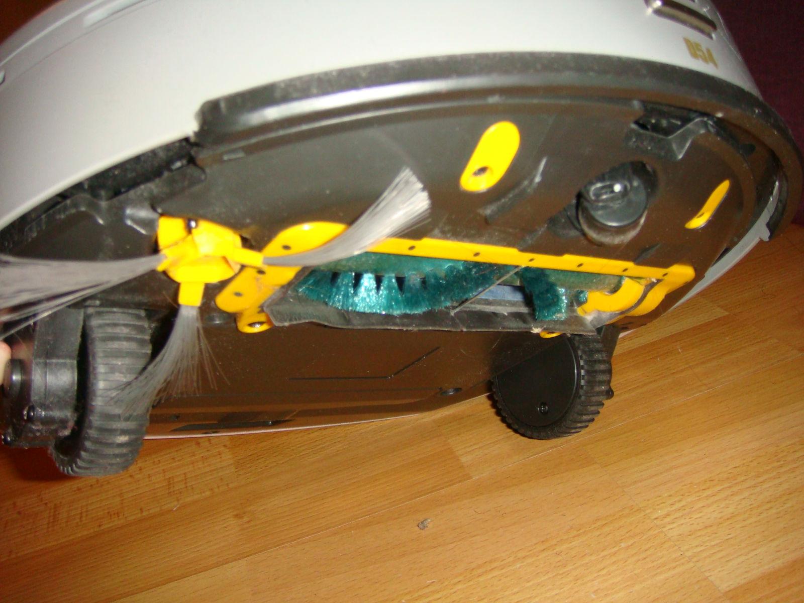 aspirateur robot deepoo d54 ecovacs 22. Black Bedroom Furniture Sets. Home Design Ideas