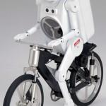Murata Boy - Robot - CES 2011 #1