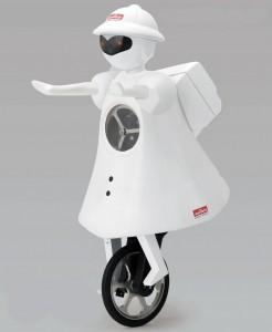 Murata Girl - Robot - CES 2011 #1