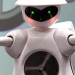 Murata Girl - Robot - CES 2011 #2