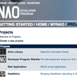 Nao Developer Program #4