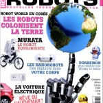 Planete Robots - Couverture du Magazine No7 #1