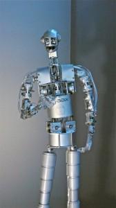 Robbix - Robot Animatronic - 2010 #2