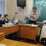 Stepan - Un Robot de Téléprésence remplace un enfant à l'école #1