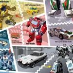 Transformers - Autobot - Infographie des Robots #2