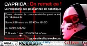 Caprica 3 - 2011 - Evènement Robotique - Association Caliban #1
