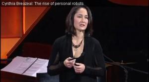 Cynthia Breazeal - L' Essor des Robots Personnels #1