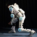 HAL - Exosquelette de Cyberdyne  - Combinaison Robotique #3