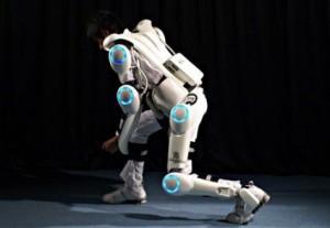 HAL - Exosquelette - Combinaison Robotique #3