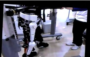 HAL - Exosquelette de Cyberdyne au journal TV de France 2 #1