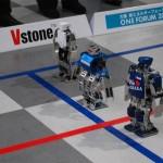 Marathon pour Robots par VStone -Robo Mara Full #1