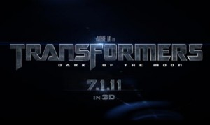 Transformers 3 - The Dark Of The Moon #1