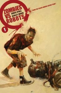 Zombies vs Robots - Film - Illustration #3