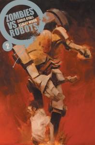 Zombies vs Robots - Film - Illustration #4