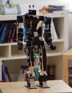 Acroban - Robot Humanoïde qui évolue et apprend comme un enfant #2