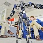 Acroban - Robot Humanoïde qui évolue et apprend comme un enfant #4