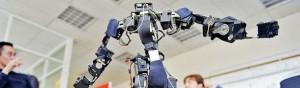 Acroban - Robot Humanoïde qui évolue et apprend comme un enfant #4 - Bandeau