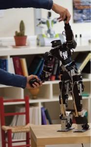 Acroban - Robot Humanoïde qui évolue et apprend comme un enfant #5