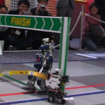 Marathon Arrivée - Robots VStone - Robo Mara Full #1