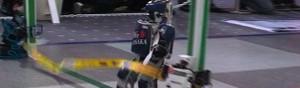 Marathon Arrivée - Robots VStone - Robo Mara Full #1 bandeau