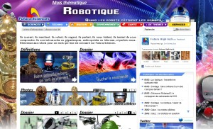 Mois de la Robotique - Futura Sciences - Mars 2011 - Illustration #1