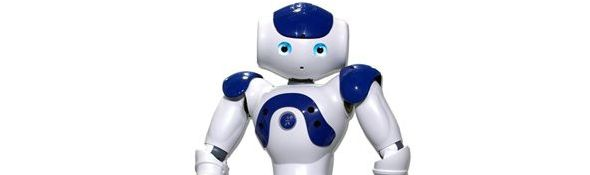 Nao - Robot Tout Terrain pour Milieu Hostile par Aldebaran Robotics #1 - Bandeau