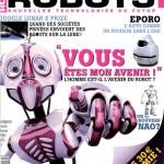 Planète Robots - Couverture du Magazine No8 #1