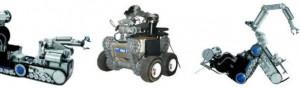 Aldebaran Robotics - Robots d'Intervention - Bandeau #1