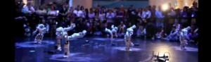 Nao le Robot Danse au Musée de Chicago #1