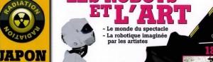 Planète Robots - Couverture du Magazine No9 bandeau #1