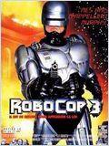 RoboCop 3 - Affiche du film #1