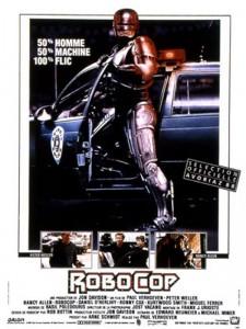RoboCop - Affiche du film #1