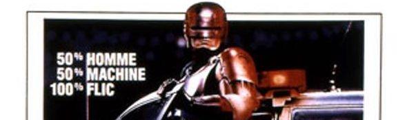 RoboCop - Affiche du film #1 bandeau