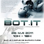 Bot.IT - Meeting Robotique - Laboratoire SupInfo #1