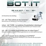 Bot.IT - Meeting Robotique - Laboratoire SupInfo #2