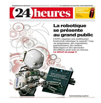 Festival de Robotique 2011 de l'EPFL #1