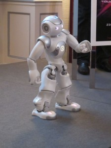 Aldebaran Robotics - Intel - Photo Robot Nao #5